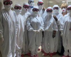 «COVID-19»: Абхазия испытывает острый дефицит медперсонала