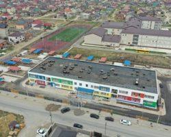 Специалисты ВСК возведут в Дагестане 74 образовательных заведения