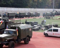 Российский военный  госпиталь готов оказывать помощь РЮО, пока в этом будет необходимость