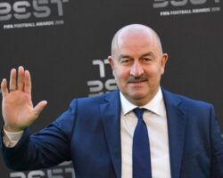 «Матч! 5 лет»: Станислав Черчесов назван наиболее популярным тренером РФ
