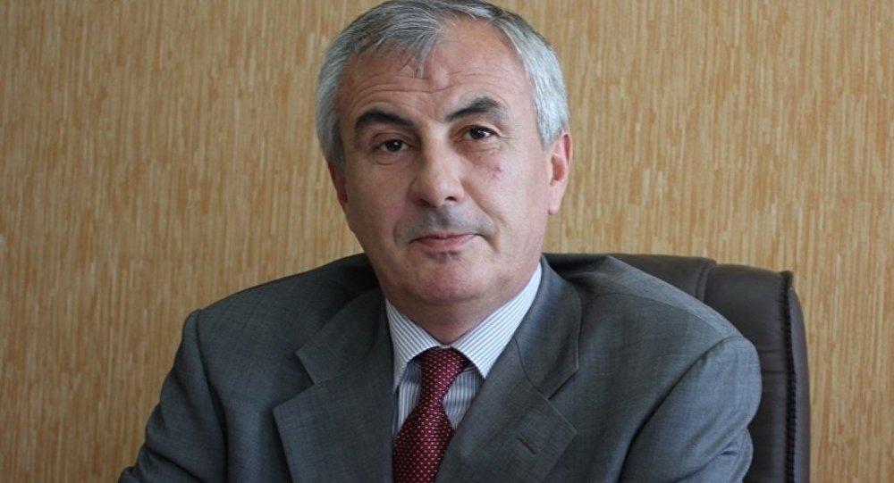 Алан Техов освобожден от должности Руководителя Администрации Президента Южной Осетии