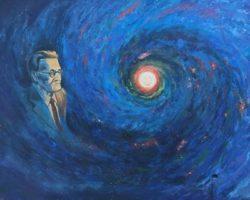 Васо Абаев: к 120-летию ученого в Цхинвале появился арт-объект