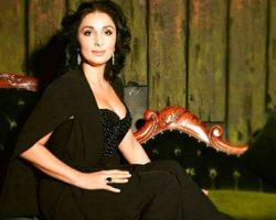 Лали Хабалова успешно выступила в Москве
