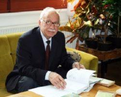 Глава Абхазии поздравил с юбилеем Сергея Бебия