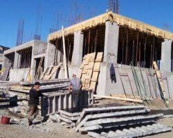 В Знаурском районе строительство продолжается несмотря на пандемию