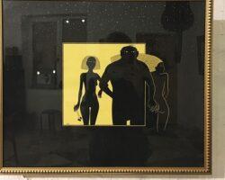 Выставка Аслана Дзиова открылась в Москве