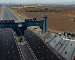 «Ахмат – сила»: в Чечне раскритиковали надпись на трассе