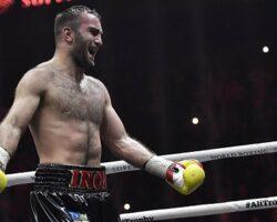 Испуганный соперник Гассиева отказался от боксерского поединка