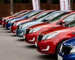 В СКФО зафиксировано падение продаж новых авто