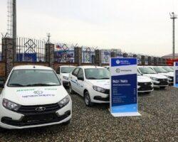 «Чеченэнерго» получило транспортные средства от «АВТОВАЗа»