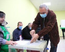 ЦИК Грузии выдала предварительные результаты II-го тура парламентских выборов