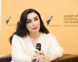 В столице РФ прошел концерт примы Лали
