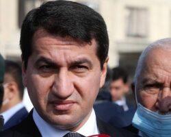 Помощник Алиева назвал «неуместным» заявление азербайджанского посла в РФ