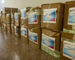 Минобразования РЮО передано почти 10 тысяч книг