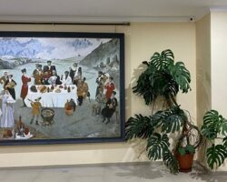 Музей ЮОГУ пополнился работами Джиоева