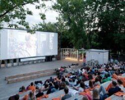 Новый летний кинотеатр будет построен в Железноводске