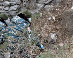 В Карабахе обнаружены останки еще 2-х человек