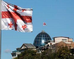 Латвия не станет официально переименовывать Грузию