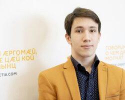Югоосетинский певец  выпустил первый «сольник»