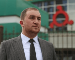 Усман Аушев стал мэром Магаса