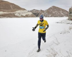 Высокогорный марафон в Чечне собрал более 250 спортсменов