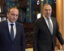 Главы МИД РФ и РА встретятся в Москве