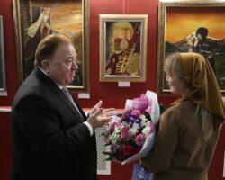 В Ингушетии проходит необычная художественная экспозиция