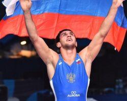 Заурбек Сидаков мечтает об Олимпиаде в Токио