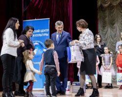 Детский литературный конкурс: в Цхинвале прошло награждение участников