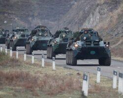 Ереван рассчитывает на длительное пребывание миротворцев РФ в Карабахе