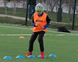 «Арнест Junior»: в Невинномысске идет набор в детскую футбольную команду