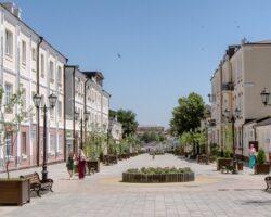 Ремонт улицы Кабардинской завершат к осени 2022