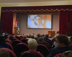 В Абхазии прошел Вечер памяти первого президента республики