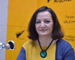Алиса Гицба поведала о международном вокальном конкурсе в Абхазии