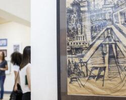 «Tskhinval-5»: в Южной Осетии проходит выставка молодых художников