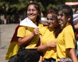 В Южной Осетии состоится отложенный фестиваль красок