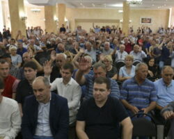Абхазские политические партии создают союз