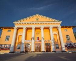 Дом культуры в Сунже: реконструкция объекта будет завершена в 2022