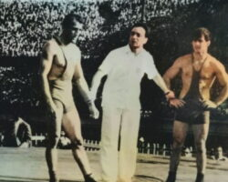 В школе Южной Осетии увековечат имя легендарного олимпийца Алимбега Бестаева