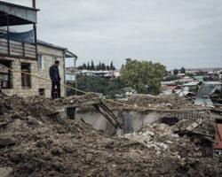 Ереван информировал о погибших в приграничной перестрелке с ВС Азербайджана