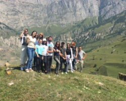 «Аланский след»:  участники этнолагеря в Северной Осетии поделились впечатлениями