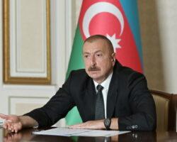 Мирный договор: Алиев обвинил Ереван в отсутствии ответа