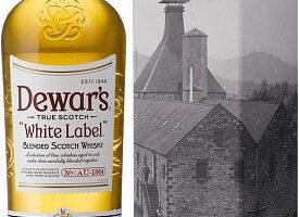 Виски Dewar's White Label