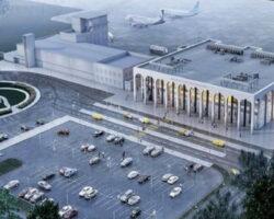 В аэропорту Ставрополя стартовало возведение нового терминала