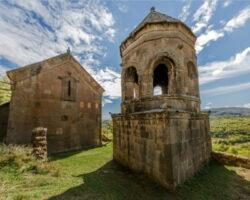 Тирский монастырь: молодежь Цхинвала собирает средства на благоустройство