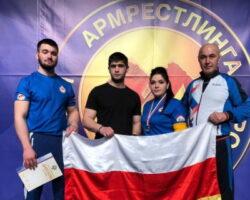 ЧМ по армспорту: названы представители из Южной Осетии