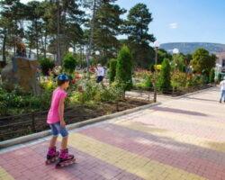 В КЧР благоустроено более 120 общественных территорий